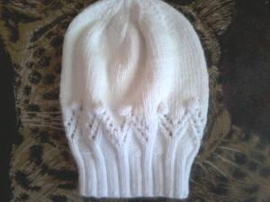 2015_33  Winter White Hat