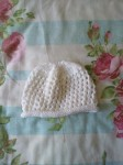 2016-63 knitted lacy hat for baby (1)